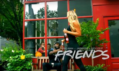 "Nino Man x Jadakiss x Styles P - ""Friends"" (Dir. By @BenjiFilmz)"