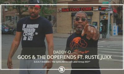 """""""Gods & The Dope Fiends"""" feat. Ruste Juxx"""