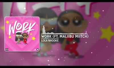 "Lola Brooke feat Maliibu Miitch ""Work"""